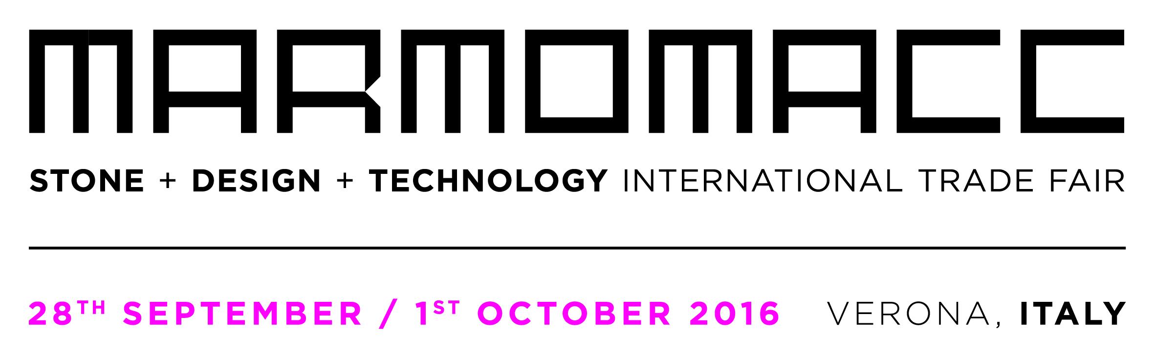 MARMOMACC – Verona dal 28 Settembre al 1 Ottobre 2016